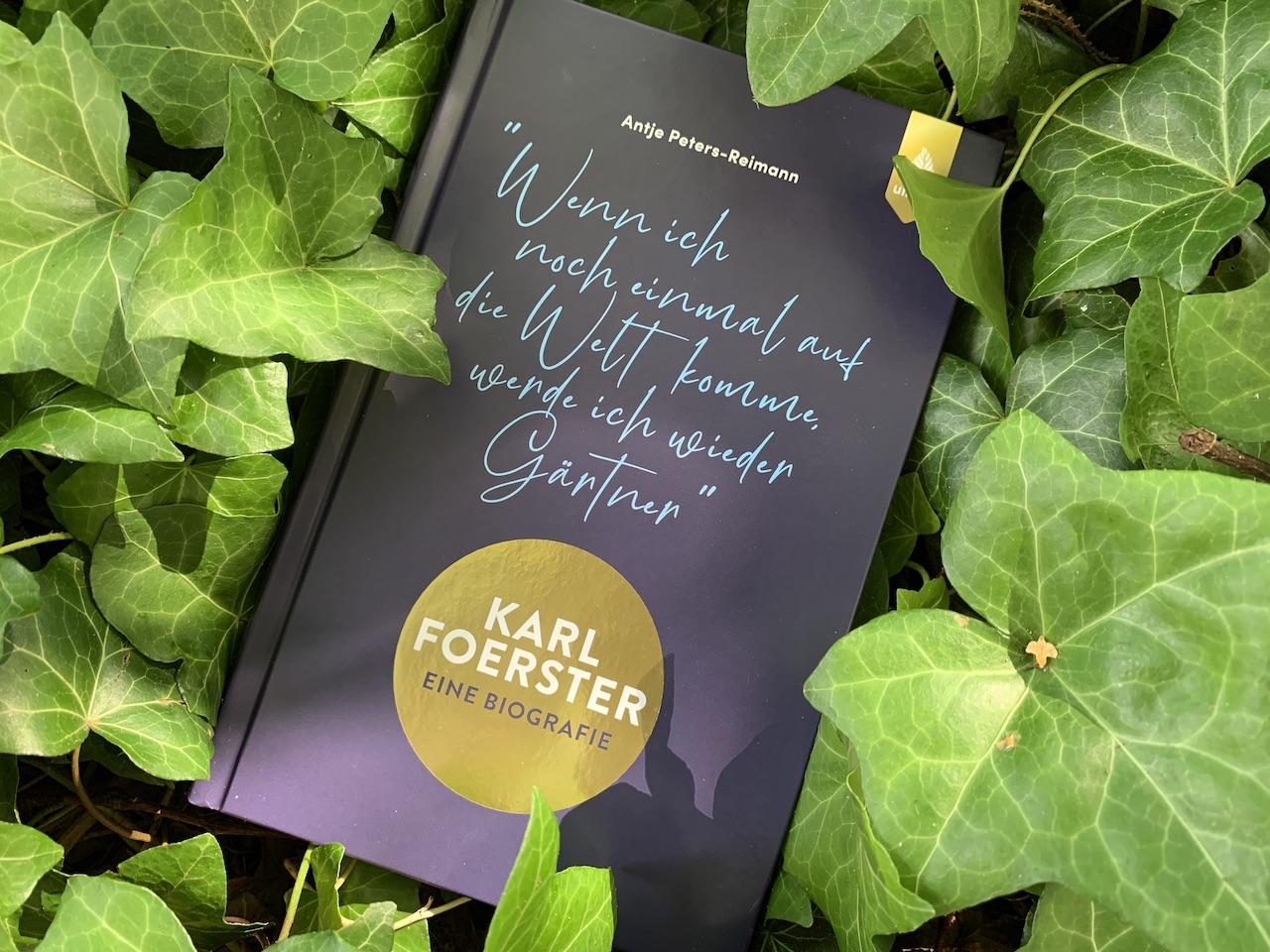 Karl Foerster, Biografie
