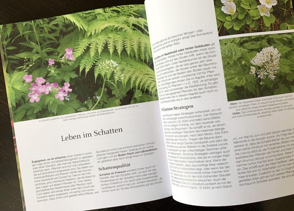 Buchinnenseiten Naturgarten