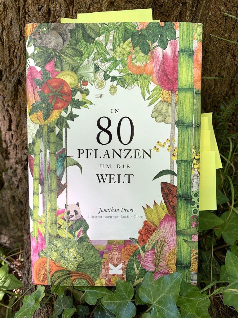 Titel in 80 Pflanzen um die Welt